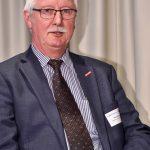 Reinhard Richter, stv. Hauptgeschäftsführer Metallgewerbeverband Nord, vertritt in der Diskussion die Positionen der Handwerksverbände, Foto: IKKeV