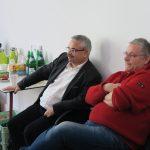 Thomas Andersen (DCV), Dr. Nicolai Schäfer (BV-H), Foto: Jonas Kuckuk, BUH