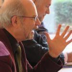 Dr. Reinhold Thiede (DRV), Dr. Andreas Lutz (VGSD), Foto: Jonas Kuckuk, BUH