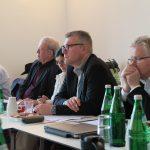 Rald Lemster (BDÜ), Franz Grömping (AGEV), Petra Redert (BHT), Jörg Zeyßig (BVBC), Frank Bösemüller (BdS Dtl.), Foto: Jonas Kuckuk, BUH