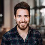 Kontist Co-Founder Alexander Baatz stand VGSD-Mitgliedern Rede und Antwort, Foto: Elke Koepping