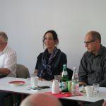 Frank Bösemüller, Vera Dietrich, Michael Wörle, Foto: Jonas Kuckuk