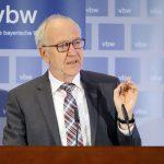 Dr. Karl Lichtblau: Deutschlad ist bei Bürokratie kein Musterschüler, Foto: Stefan Obermeier