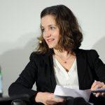Die Moderatorin, Foto: Stefan Obermeier