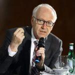 Dr. Karl Lichtblau auf dem Panel, Foto: Stefan Obermeier