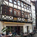 Das Café Konrad von außen, Foto: Susi Freudenberg