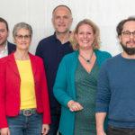 Der neue Vorstand und Beirat (ohne Micha Lauterjung und Frank Weigelt), Foto: Thomas Dreier