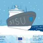 Der finnische Eisbrecher namens Sisu – ganz wichtig für den Erfolg der Konferenz in Helsinki!; Foto: Reinhard Mohr