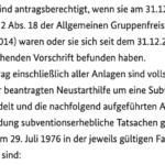 Hier geht es darum, dass dein Unternehmen nicht schon am 31.12.2019 in Schwierigkeiten (z.B. insolvent) war, es wird auf die entsprechenden Definitionen der EU verwiesen.